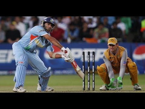 India vs Australia Semi Final WT20 2007 Full Match