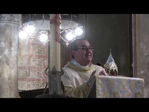 Santa Messa del Primo Giorno della Novena in Onore di Sant'Ambrogio Martire, Patrono di Ferentino