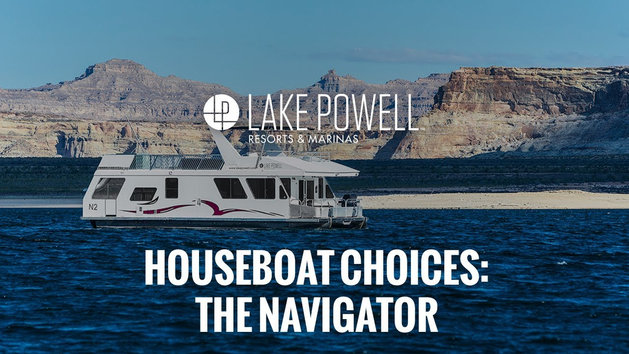 Houseboat Images The Navigator Deluxe Houseboat Available For Rent At Lake Powell