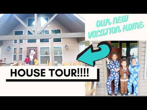 OUR NEW HOME   FULL HOUSE TOUR