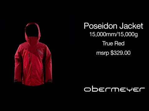 Obermeyer Men's Poseidon Jacket