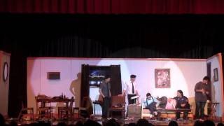 Cliffside Park High School Drama Club presents: The Odd Couple. Written by Neil Simon, this hilarious comedy deals with two mismatched roommates: the ...
