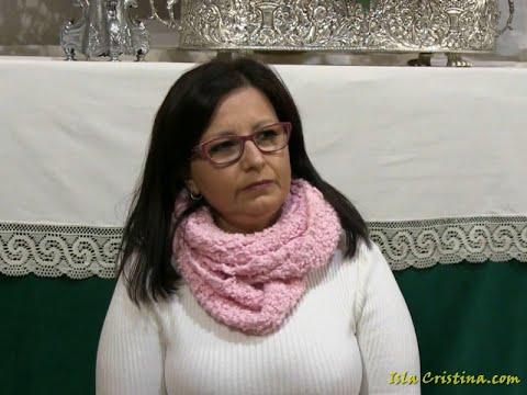 Entrevista a Flores Muñoz Neto (Hermana Mayor Hdad. Esperanza de La Redondela)