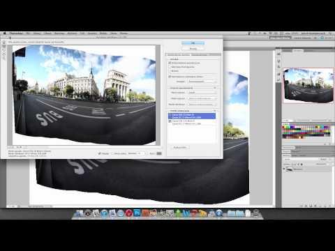Tworzenie panoram w Adobe Photoshop CS5 - poradnik wideo