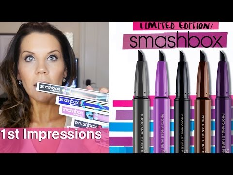 NEW SMASHBOX | First Impressions Epic Fail