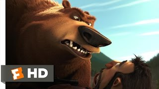 Open Season   The Mighty Grizzly Scene  9 10    Movieclips