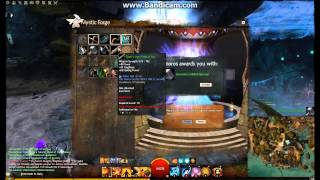 Guild Wars 2: How To Make Gold 2015 - Mystic Forge