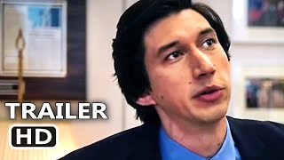 THE REPORT Trailer # 2 (NEW, 2019) Adam Driver, Jon Hamm, Drama Movie by Inspiring Cinema
