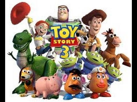 toy story 3 playstation 2 videos
