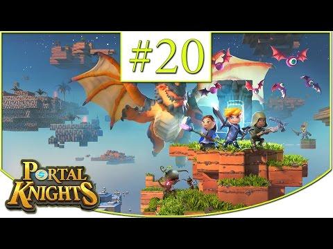 Portal Knights ► Прохождение ➽ Великий Король Призраков. Финал #20