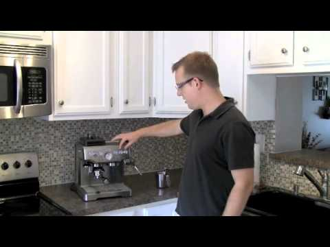 Breville Barista Express – Espresso Machine Tour