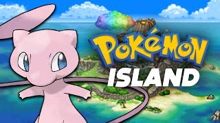 Pokémon Island!? by Munching Orange