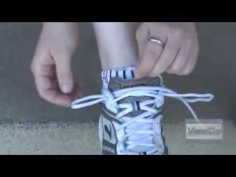 ViewDo: How to Lace Running Shoes Video
