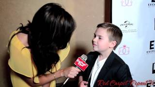 "Jet Jurgensmeyer ""Spanky"" at The Little Rascals Save the Day Movie Premiere @JetJurgensmeyer"