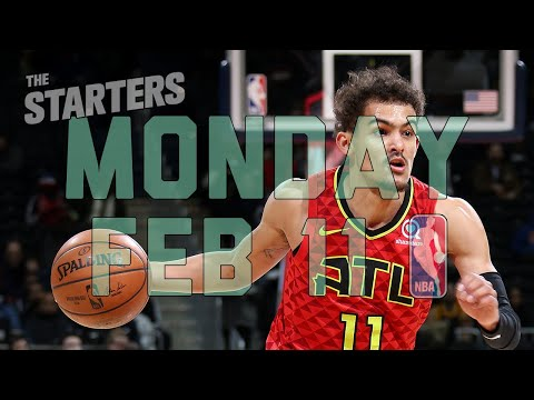 Video: NBA Daily Show: Feb. 11 - The Starters