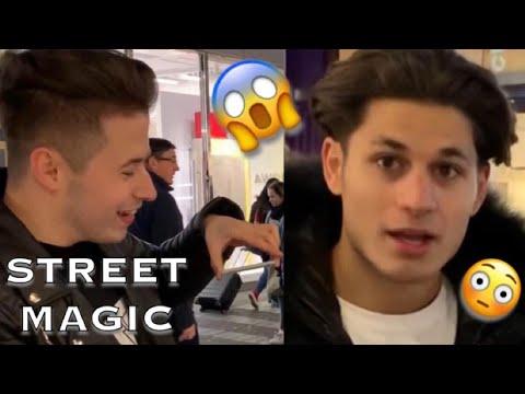 Street Magic in Köln mit Yavi TV (Deutsch)