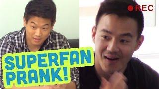 Video Super Fan Prank! ft Ki Hong Lee Vs Philip Wang! MP3, 3GP, MP4, WEBM, AVI, FLV Juli 2018