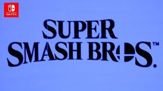 Super Smash Bros. Live Reaction Switch Reveal - Nintendo Direct @ Nintendo NY