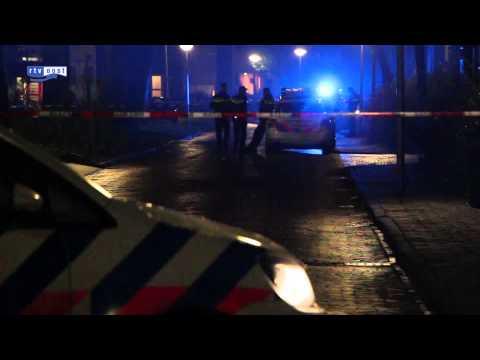 Stille tocht doodgeschoten slachtoffer café Zonstraat