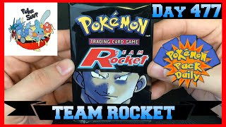 Pokemon Pack Daily TEAM ROCKET Booster Opening Day 477 - Featuring pokesoup by ThePokeCapital