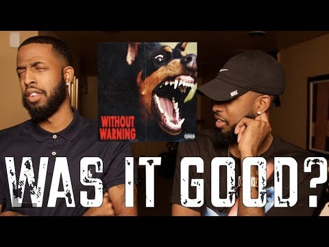 """METRO BOOMIN 21 SAVAGE OFFSET """"WITHOUT WARNING"""" REVIEW AND REACTION #MALLORYBROS 4K"""