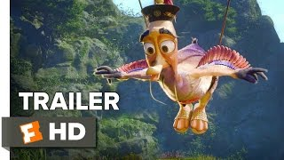 Nonton Quackerz Official Trailer 1 (2016) - Animated Fantasy Comedy HD Film Subtitle Indonesia Streaming Movie Download