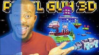 NEW CAMPAIGN WORLD 4 BEGINS!! | Pixel Gun 3D