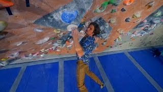 Unfinished Business With Emil! by Eric Karlsson Bouldering
