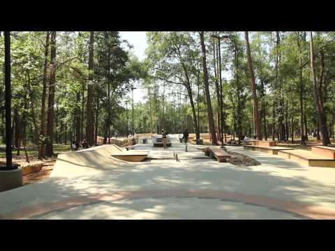 SPA Skateparks | Conroe, Texas Skate Park- Kasmiersky Wheeled Sports Plaza