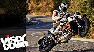 2. KTM 690 Duke / 690 Duke R Review Road Test | Visordown Motorcycle Reviews