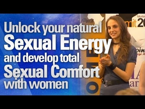 Sexual Energy - Sexual Energy for Men with Sasha Cobra