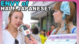 Video JEALOUS? DO JAPANESE ENVY HALF-JAPANESE PEOPLE? MP3, 3GP, MP4, WEBM, AVI, FLV Maret 2019