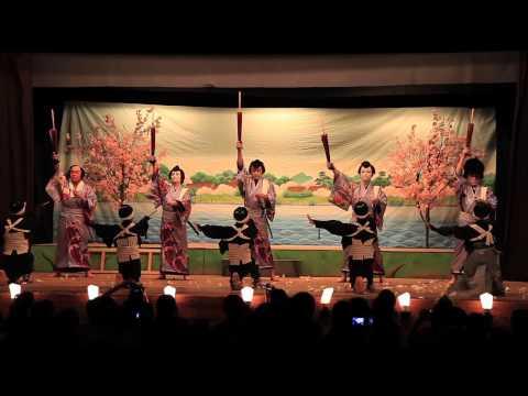 【岐阜県】外国人も大注目!地歌舞伎って何?