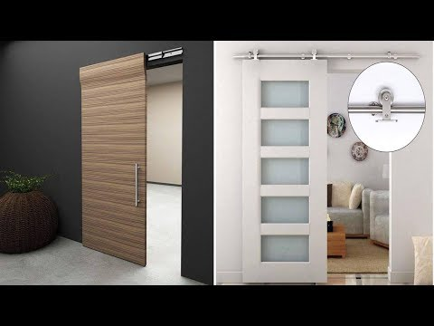 Sliding Door Design 15 Ideas | 2018 | Door Design Series - Episode 1