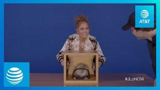 Video Jennifer Lopez & David Dobrik FEAR BOX Challenge | #JLoNOW | AT&T MP3, 3GP, MP4, WEBM, AVI, FLV Maret 2018