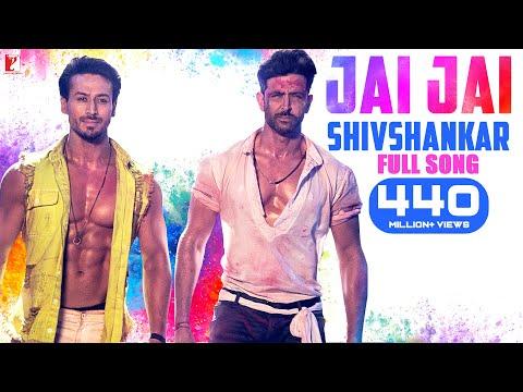 Jai Jai Shivshankar | Full Song | WAR | Hrithik Roshan, Tiger Shroff | Vishal & Shekhar, Benny Dayal