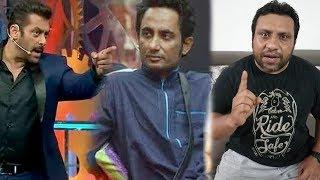 Video Salman Khan's Crazy Fan SHOCKING INSULT To Zubair Khan's Bigg Boss 11 Controversy MP3, 3GP, MP4, WEBM, AVI, FLV Oktober 2017