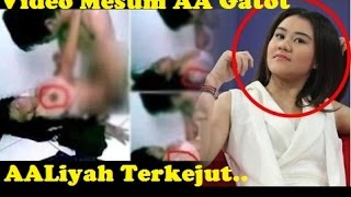 Nonton Aaliyah Massaid Terkejut  Elma Theana Bongkar Video M3sum Aa Gatot Reza   Gosip Terbaru 13 September Film Subtitle Indonesia Streaming Movie Download
