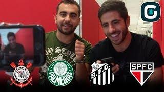 Guilherme Camarda e Vinicius Rodrigues analisam os duelos dos clubes paulistas no Brasileirão: Corinthians x Vitória Avaí x...