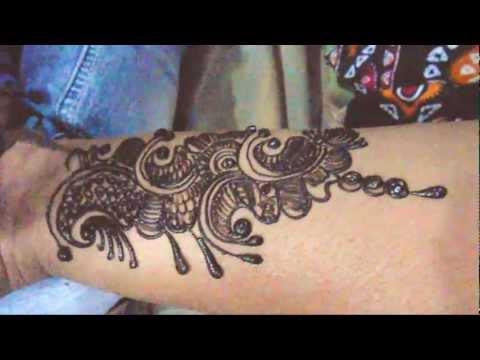 Eid Mehndi Design 2013 new Henna Art-New Design For Eid/Modern Full Hand Arabic Mehndi