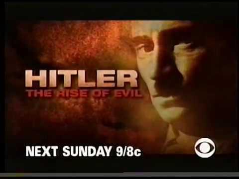 """Hitler: The Rise of Evil"" commercial (2003)"
