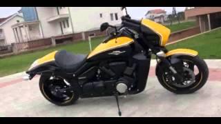9. 2014 Suzuki Boulevard M109r Review
