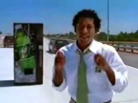 7UP - Orlando Jones Ad Campaign