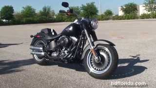 10. Used 2014 Harley Davidson Fat Boy Lo Motorcycles for sale - Brandon, FL