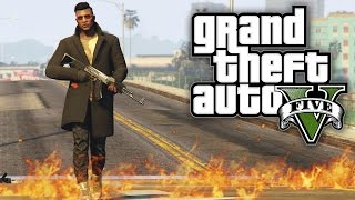 GTA 5 Online - JUST ANOTHER DAY! (GTA V Online)