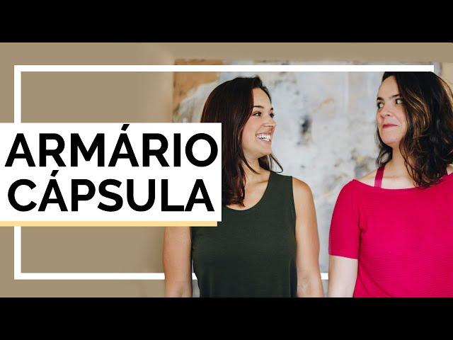 ARMÁRIO CÁPSULA - COMO FAZER ? É POSSÍVEL? COM VIVI CARDINALI - Closet da Mari