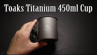 If you are looking at lightening your cook kit with titanium gear this is a great choice. I picked this one up for around $20 a few months ago. At 2.7 ounces, it is very lightweight. They also make pots in the 550ml, 600ml, 750ml, 800ml and 850ml.Filmed with a Canon EOS M 18-55, audio with Zoom H1I'd appreciate if you could like our FB page here: http://www.facebook.com/beactivelifeThanks!