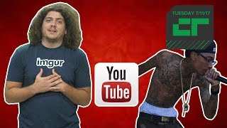 "Wiz Khalifa's music video for ""See you again"" is the new most-viewed video on YouTube, Elon Musk buys back X.com domain name, Toyota launches an AI fund and Facebook tests display ads in Messenger. All this on Crunch Report."