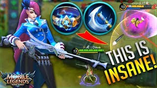 Download Video LESLEY 100% BANNED HERO AFTER THIS! MOBILE LEGENDS LESLEY RANKED GAMEPLAY MP3 3GP MP4