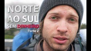 FUI ASSEDIADO NA CARONA!!! - Viajando sem dinheiro em Portugal   Parte 2